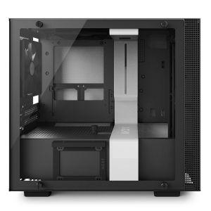 NZXT H200i mini-ITX Akıllı Bilgisayar Kasası Beyaz