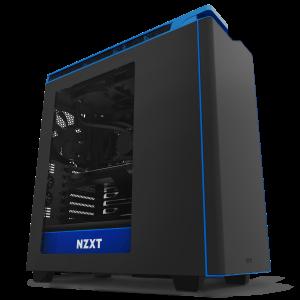 NZXT H440 Mavi Syiah Bilgisayar Kasası