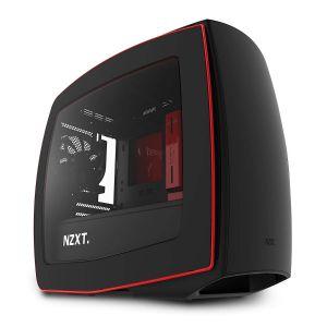 NZXT Manta Kırmızı Siyah Mini ITX Bilgisayar Kasası