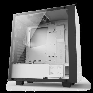 NZXT S340 Elite Beyaz Bilgisayar Kasası