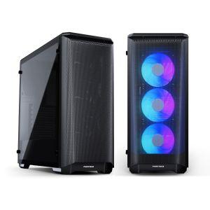 Phanteks Eclipse P400A  RGB Temperli Cam Mid Tower ATX Bilgisayar Kasası