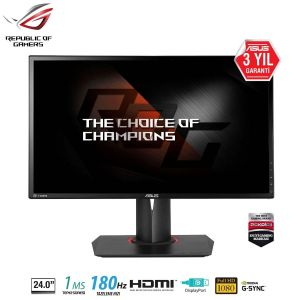 Asus ROG Swift PG248Q 24'' 1ms 180Hz G-Sync FHD Monitör