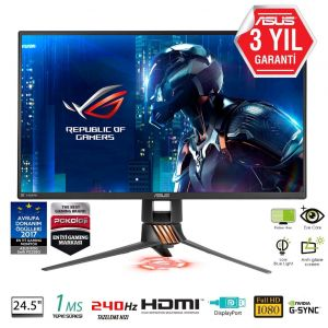 Asus ROG Swift PG258Q 24.5'' 1ms 240Hz G-Sync FHD Monitör