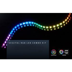 Phanteks Dijital RGB Led Şerit Combo Seti