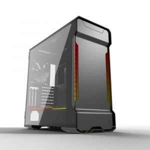 Phanteks Evolv X Temperli Cam Mid Tower ATX Antrasit Gri Bilgisayar Kasası
