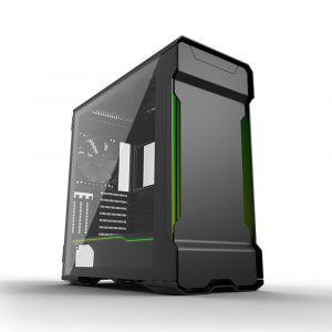 Phanteks Evolv X Temperli Cam Mid Tower ATX Siyah Bilgisayar Kasası
