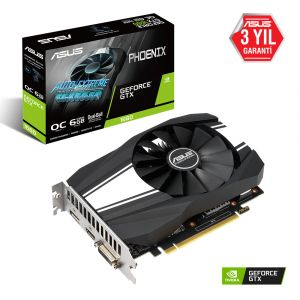 ASUS Phoenix Gaming Geforce GTX 1660 OC Edition 6 GB 192 Bit Ekran Kartı