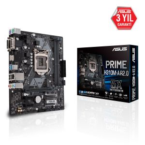 ASUS PRIME H310M-A R2.0 Anakart