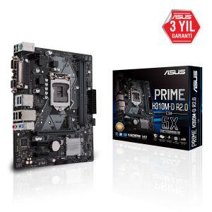 ASUS PRIME H310M-D R2.0 ANAKART