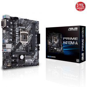Asus PRIME H410M-D LGA1200 Intel H410 Anakart