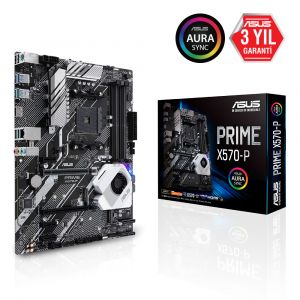 ASUS Prime X570-P AM4 ATX Anakart