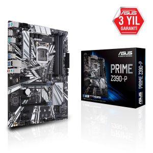 ASUS PRIME Z390-P 1151P ATX Anakart
