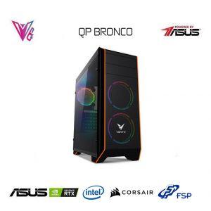 QP BRONCO - Intel Core i5 10400 / 16GB / RTX 2060 6GB / 240GB SSD Oyun Bilgisayarı