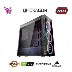 QP DRAGON - Ryzen 5 5600X / 16GB / RTX 3060 12GB / 512GB M.2 SSD Oyun Bilgisayarı