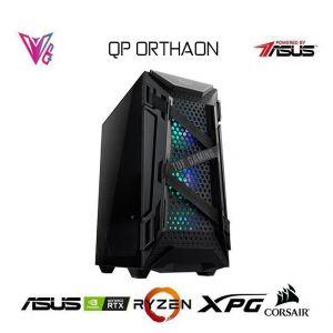 QP ORTHAON - Ryzen 5 3600 / 16GB / RTX 3060 12GB / 480GB SSD Oyun Bilgisayarı