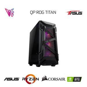 QP ROG TITAN - Ryzen 5 5600X / 16GB / RTX 3070 Ti 8GB / 500GB M.2 SSD Oyun Bilgisayarı