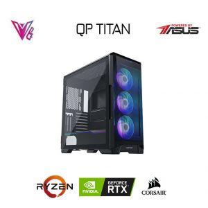 QP TITAN - GeForce RTX 3070 / Ryzen 7 3700X / 16GB / 512GB M.2 SSD Oyun Bilgisayarı