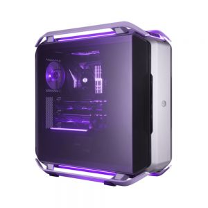Cooler Master Cosmos C700P Temperli Cam Full Tower Bilgisayar Kasası