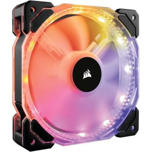 Corsair HD140 PWM RGB LED Yüksek Performans 140mm Fan