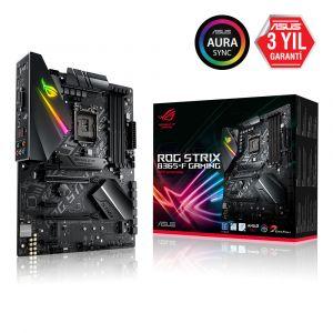 ASUS ROG Strix B365-F Gaming 1151P DDR4 2666MHz Anakart