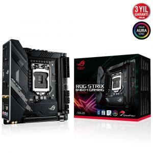 Asus ROG Strix B460-I Gaming LGA1200 Intel B460 Anakart