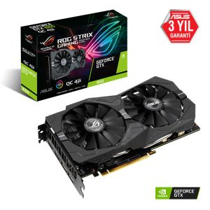 ASUS ROG Strix Geforce GTX 1650 OC 4GB 128 Bit Ekran Kartı