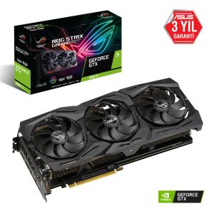ASUS ROG Strix Geforce GTX 1660 Ti Advanced Edition 6GB 192 Bit Ekran Kartı