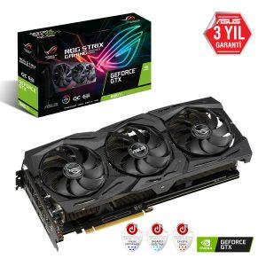 ASUS ROG Strix Geforce GTX 1660 Ti OC 6GB 192 Bit Ekran Kartı
