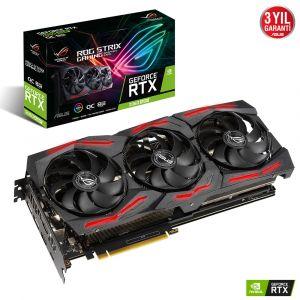 ASUS ROG STRIX GeForce RTX 2060 SUPER EVO 8GB 256 Bit Ekran Kartı