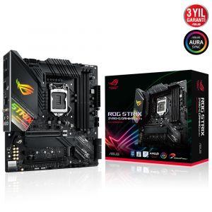 Asus ROG STRIX Z490-G WIFI Gaming LGA1200 Soket Intel Z490 Anakart