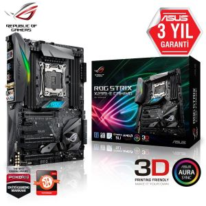 ASUS STRIX X299-E GAMING DDR4  2066P ATX Anakart