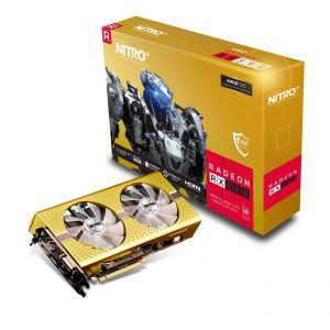 Sapphire RX590 Nitro+ AMD 50 Gold Edition 8GB 256 Bit AMD Radeon Ekran Kartı