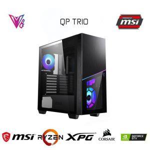 QP TRIO- Ryzen 5 5600X / 16GB / RTX 3070 8GB / 512GB M.2 SSD Oyun Bilgisayarı