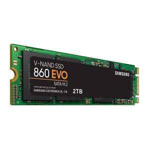 Samsung 860 EVO M.2 2TB 2.5'' SSD 550/520 MB/s