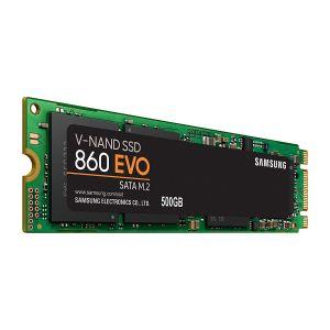 Samsung 860 EVO M.2 500 GB 2.5'' SSD 550/520 MB/s