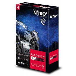 Sapphire RX590 Nitro+ SE 8GB 256 Bit AMD Radeon Ekran Kartı