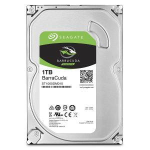 "Seagate Barracuda 1TB 7200RPM 64MB 3.5"" HDD"