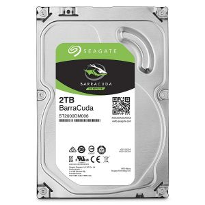 "Seagate Barracuda 2TB 256MB 7200 RPM 3.5"" HDD"
