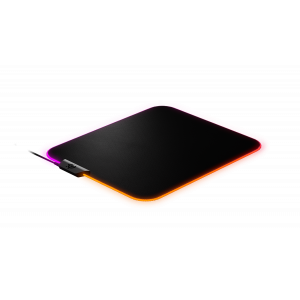 Steelseries QCK Prism Medium RGB Kumaş Gaming Mouse Pad