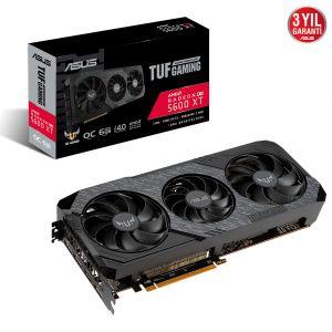 Asus TUF Gaming X3 RX 5600 XT EVO OC Edition 6GB 192Bit Ekran Kartı