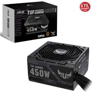 Asus TUF Gaming 450B 80+ Bronz 450W Güç Kaynağı