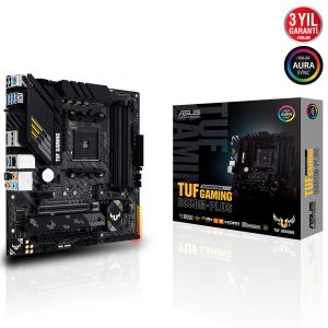 Asus TUF Gaming B550M-PLUS AM4 mATX Anakart