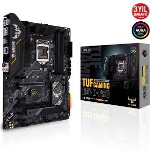 Asus TUF Gaming H470-PRO LGA1200 Intel H470 Anakart