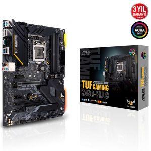 Asus TUF Gaming Z490-Plus LGA1200 Soket Intel Z490 Anakart