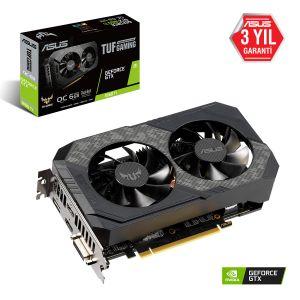 ASUS TUF Geforce GTX 1660 Ti OC 6GB 192 Bit Ekran Kartı