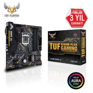 ASUS TUF B360M-PLUS 1151P v2 DDR4 2666MHz mATX Anakart