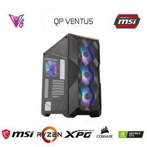 QP VENTUS - Ryzen 5 5600X / 16GB / RTX 3070 8GB / 512GB M.2 SSD Oyun Bilgisayarı