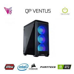 QP Ventus - i7 9700K / 16GB / RTX 2080 Super 8GB/ 240GB SSD Oyun Bilgisayarı