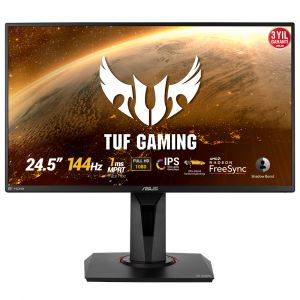 Asus TUF Gaming VG259Q 24.5'' 1ms 144Hz Full HD FreeSync ve G-Sync Uyumlu Gaming Monitör