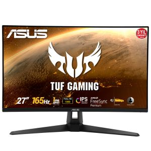 Asus TUF Gaming VG279Q1A 27'' 1ms 165HZ Full HD AMD FreeSync Premium IPS Oyuncu Monitörü